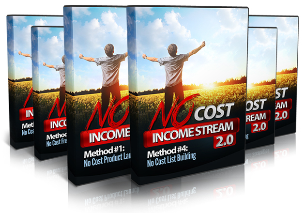 No Cost Income Streams 2.0